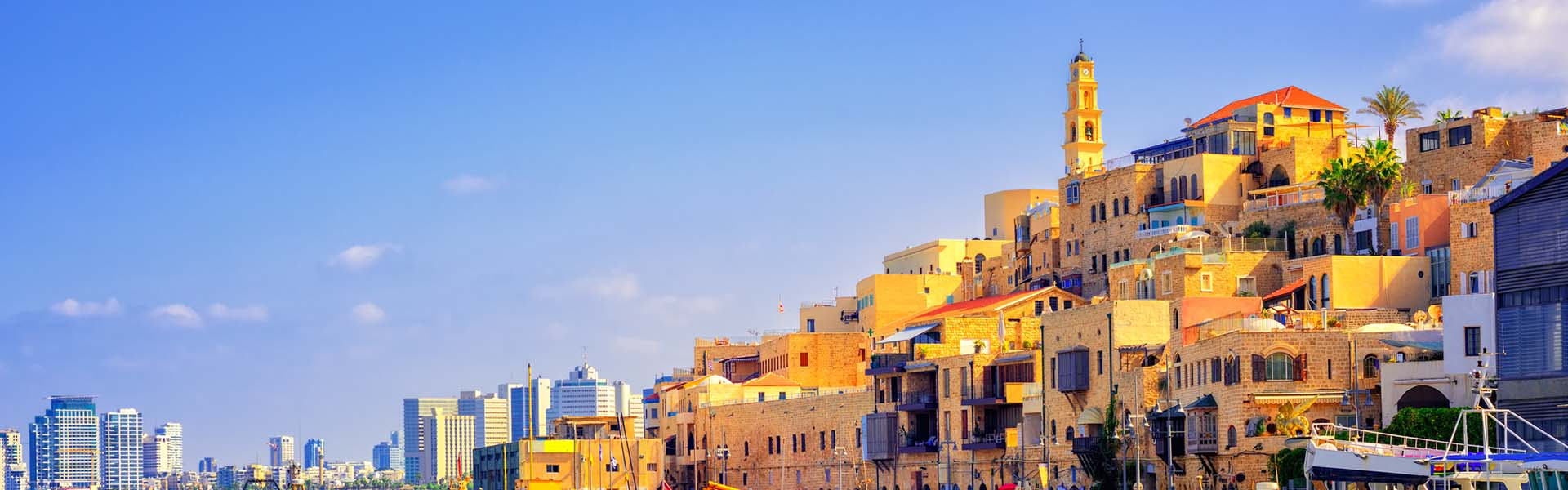 Leave modern Tel Aviv behind in the ancient southern district